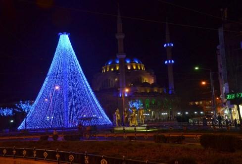 Reşadiye Camii in Eskişehir, Turkey