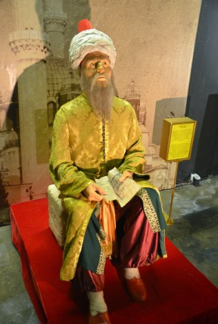 Mimar Sinan at Jale Kuşhan Balmumu Heykel Müzesi at İstanbul Sapphire in Turkey