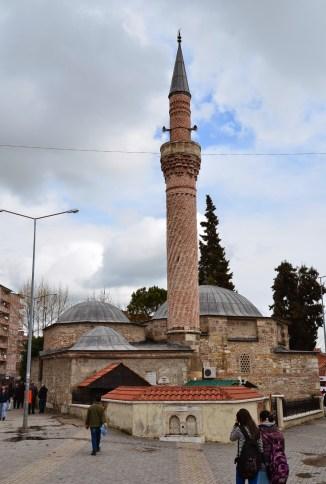 Burma Camii in Uşak, Turkey