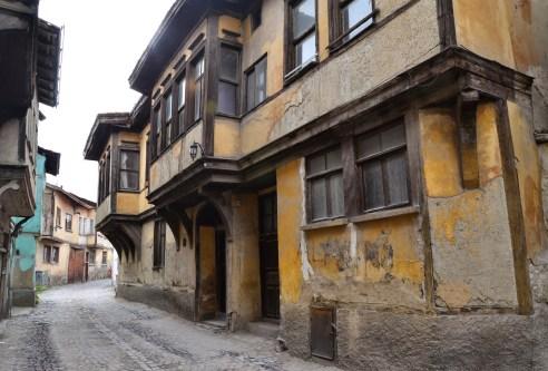 Germiyan Sokağı in Kütahya, Turkey