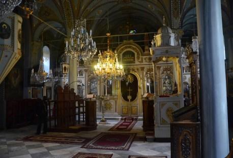 Church of St. George on Büyükada, Istanbul, Turkey