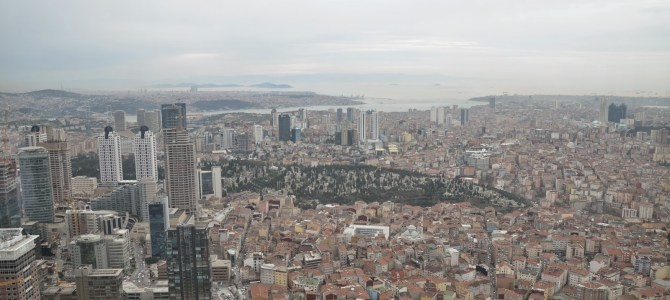 Istanbul's Tallest Building