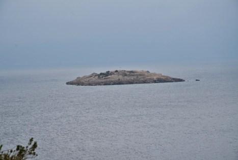 Tavşan Adası at Princes' Islands, Istanbul, Turkey