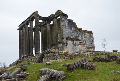 Temple of Zeus at Aizanoi, Çavdarhisar, Turkey