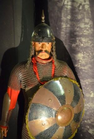 Alp Arslan at Jale Kuşhan Balmumu Heykel Müzesi at İstanbul Sapphire in Turkey