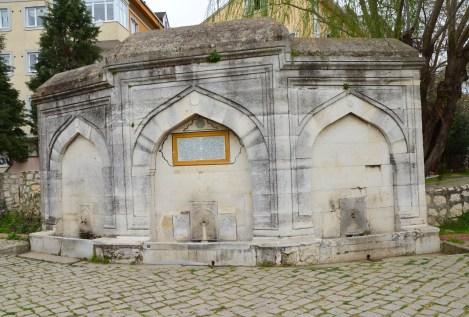 Kanuni Sultan Süleyman Çeşmesi in Büyükçekmece, Istanbul, Turkey