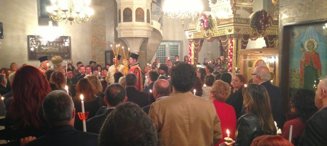 Spending Orthodox Easter in Istanbul
