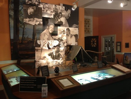 Ernest Hemingway Museum in Oak Park, Illinois