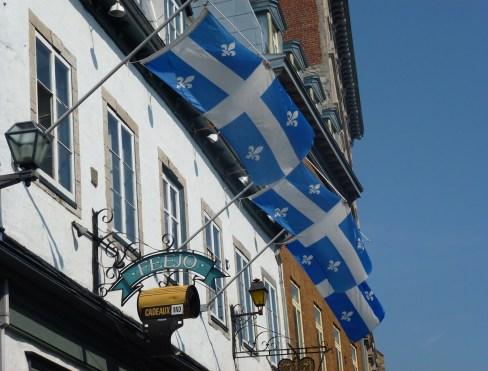 Basse-Ville in Québec, Canada