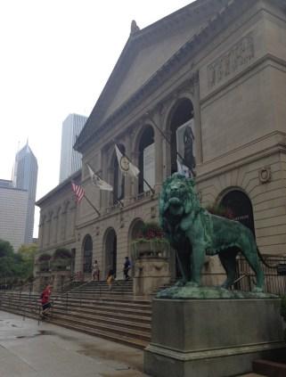 Art Institute of Chicago, Illinois