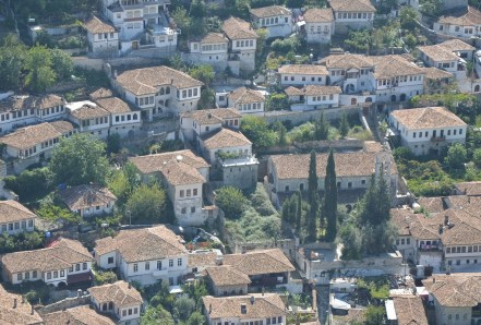 Gorica in Berat, Albania