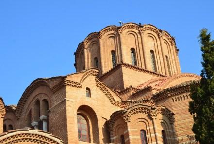 Church of Prophet Elijah in Thessaloniki, Greece