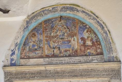 Onufri Museum/Assumption Church in Berat, Albania