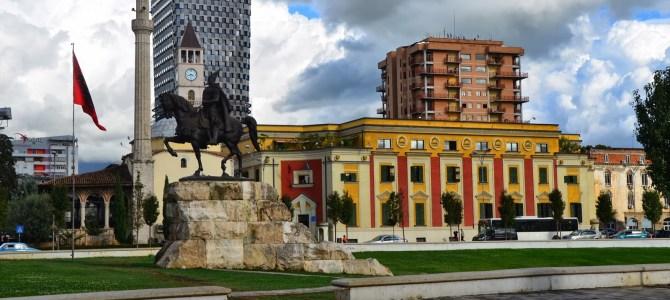 Tiranë City Center