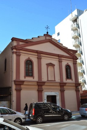 Santa Maria Catholic Church in Izmir, Turkey