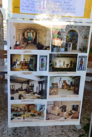 Kallimasia Ethnographic Museum in Chios, Greece
