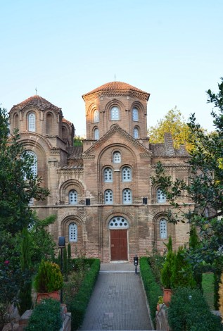 Church of Panagia Chalkeon in Thessaloniki, Greece