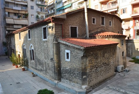 Church of St. Athanasios in Thessaloniki, Greece
