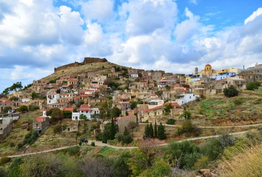 Volissos, Chios, Greece