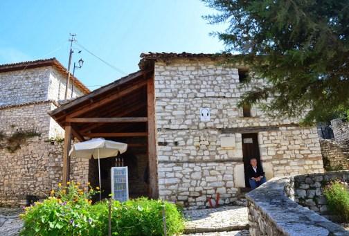 Church of St. Nicholas in Berat, Albania
