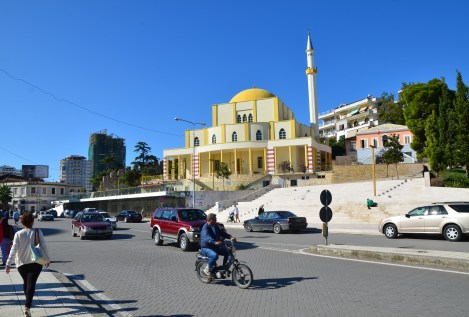 Great Mosque in Durrës, Albania