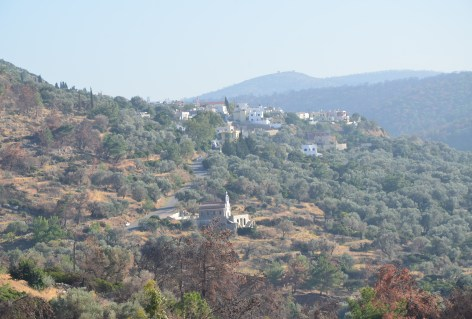 Lithi, Chios, Greece