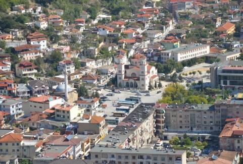 Mangalemi in Berat, Albania