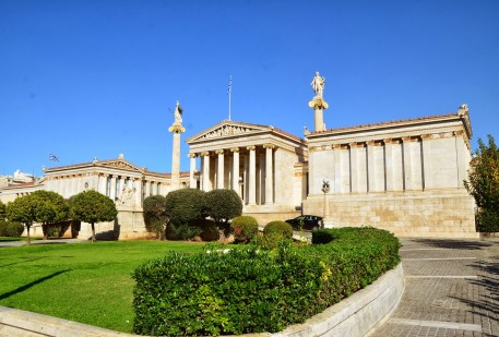 Athens Academy in Athens, Greece