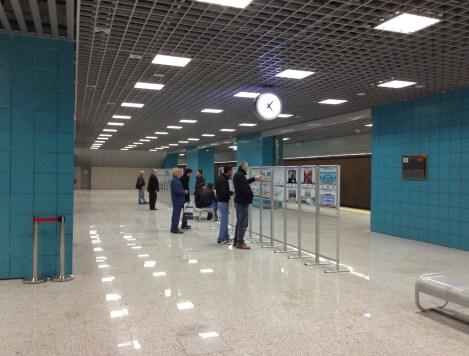 Üsküdar Station, Marmaray, Istanbul, Turkey