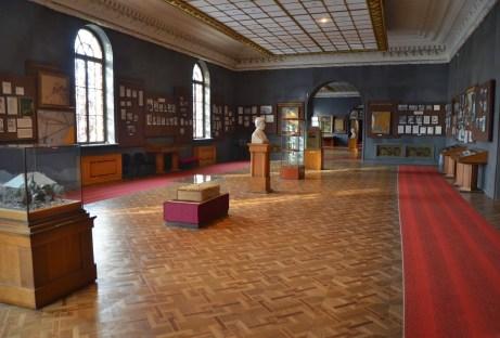 Joseph Stalin Museum in Gori, Georgia