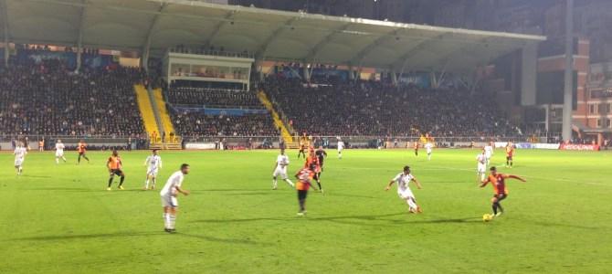 Kasımpaşa, Galatasaray, and Pepper Spray