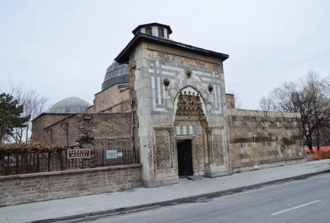 Karatay Medresesi in Konya, Turkey