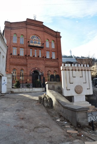 Great Synagogue of Tbilisi in Tbilisi, Georgia