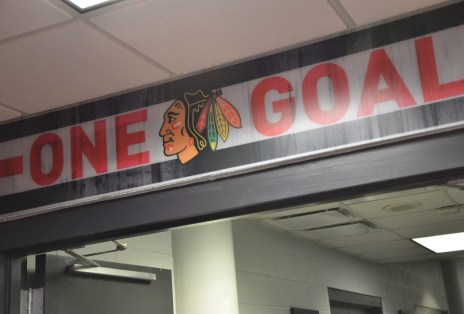 One Goal at the United Center, Chicago, Illinois