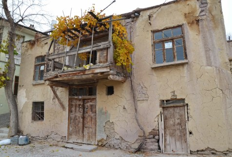 A house in Sille, Turkey