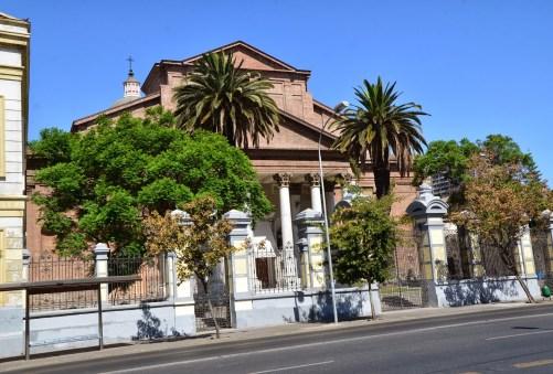Iglesia de la Recoleta Dominica in Recoleta, Santiago de Chile