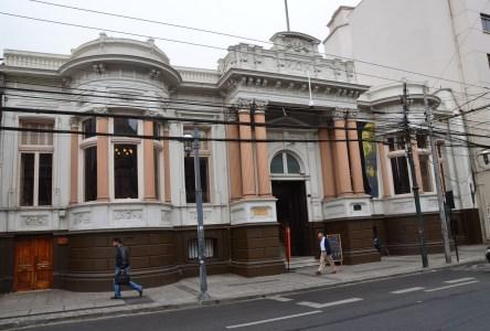 Palacio Lyon in Valparaíso, Chile