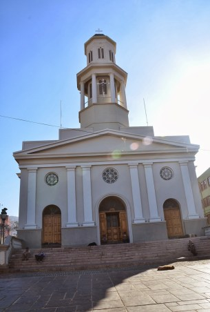 Iglesia de la Matriz in Valparaíso, Chile
