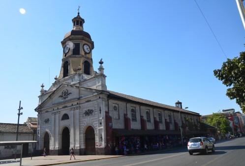 Recoleta Franciscana in Recoleta, Santiago de Chile