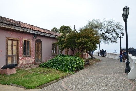 Museo del Mar Lord Thomas Cochrane in Valparaíso, Chile