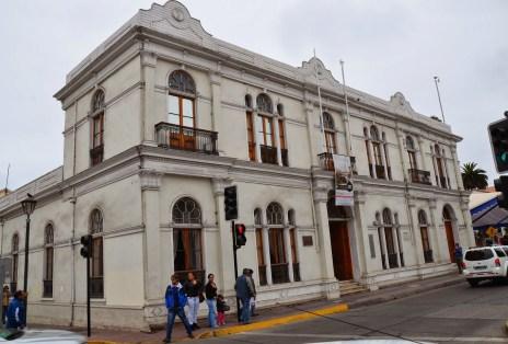 Casa Museo Gabriel González Videla in La Serena, Chile