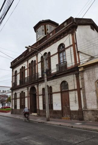 Casa Jiliberto in La Serena, Chile