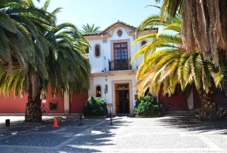 Museo Colchagua in Santa Cruz, Chile