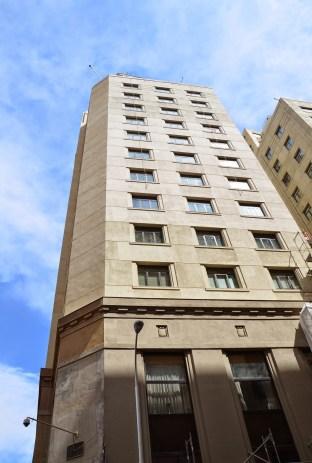 Cancillería / Hotel Carrera in Santiago de Chile