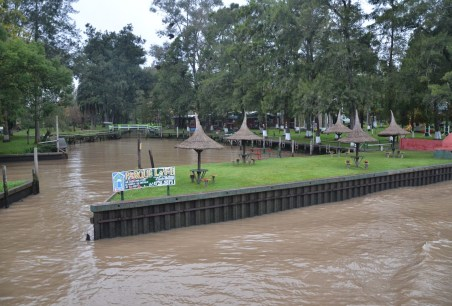 Parque Lyfe in Tigre, Argentina