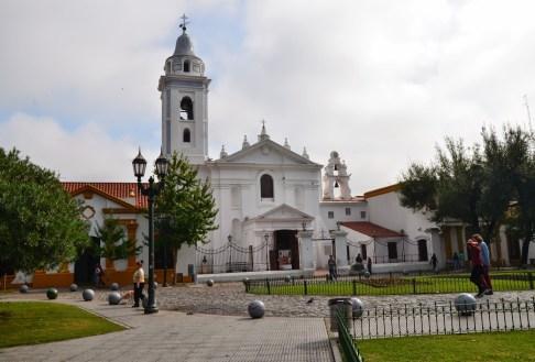 Nuestra Señora del Pilar in Buenos Aires, Argentina