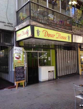 Döner House in Santiago de Chile