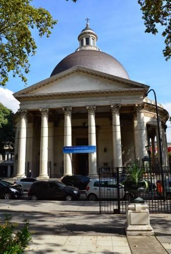 La Redonda in Belgrano, Buenos Aires, Argentina