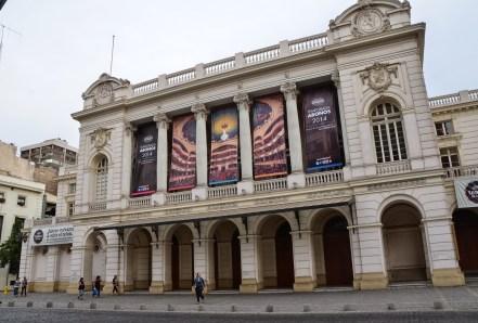 Teatro Municipal in Santiago de Chile