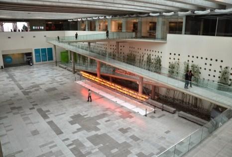 Centro Cultural Palacio de La Moneda at Palacio de La Moneda in Santiago de Chile